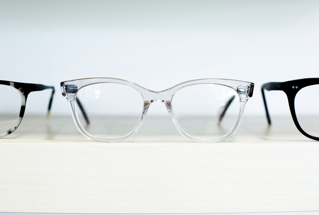 Glasses at Innovative Eye Care